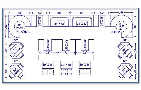 Cafeteria Seating Chart Template Seatingexpert Restaurant Seating Chart & Design