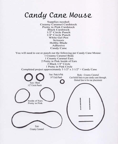 Candy Cane Mouse Pattern 1000 Images About Crafts On Pinterest