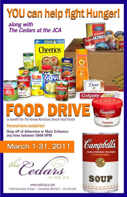 Canned Food Drive Flyer Template Food Drive Flyer Template Bing