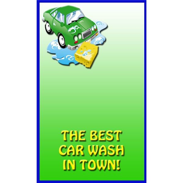 Car Wash Flyer Template Free Free Sample Car Wash Flyer Templates