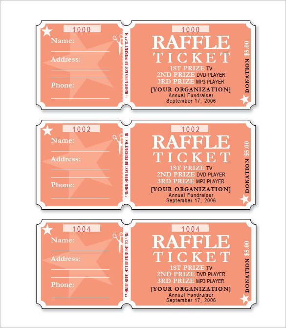 Car Wash Ticket Template Microsoft Word 115 Ticket Templates Word Excel Pdf Psd Eps