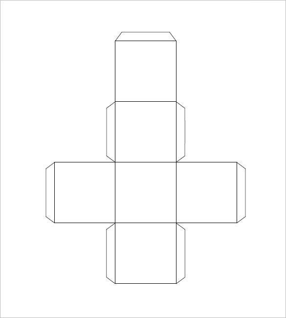 Cardboard Box Template Generator Cardboard Box Template 17 Free Sample Example format