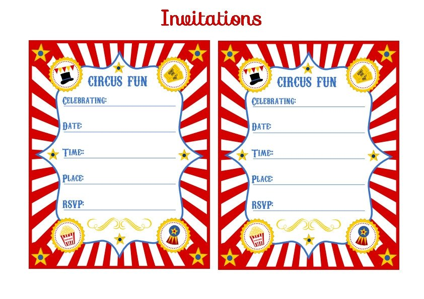 Carnival Ticket Invitation Template Free Carnival Tickets Template Free Printable
