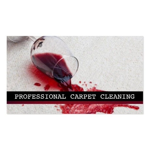 Carpet Cleaning Gift Certificate Template Carpet Cleaning Flooring Steamers Business Business Card
