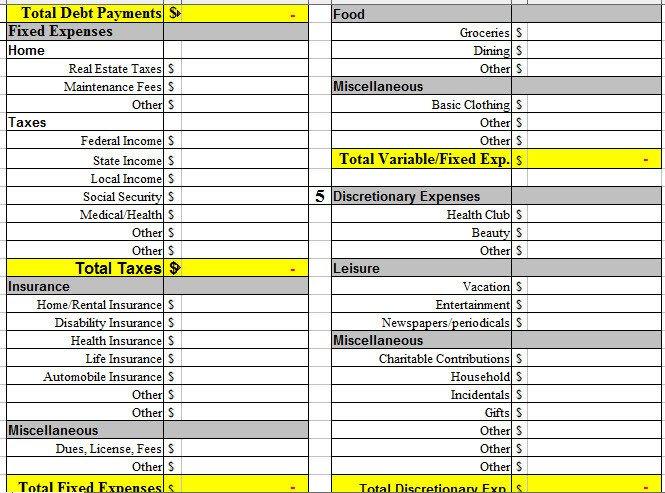 Cash Flow Analysis Template Cash Flow Analysis Worksheet Template Motherhealth A