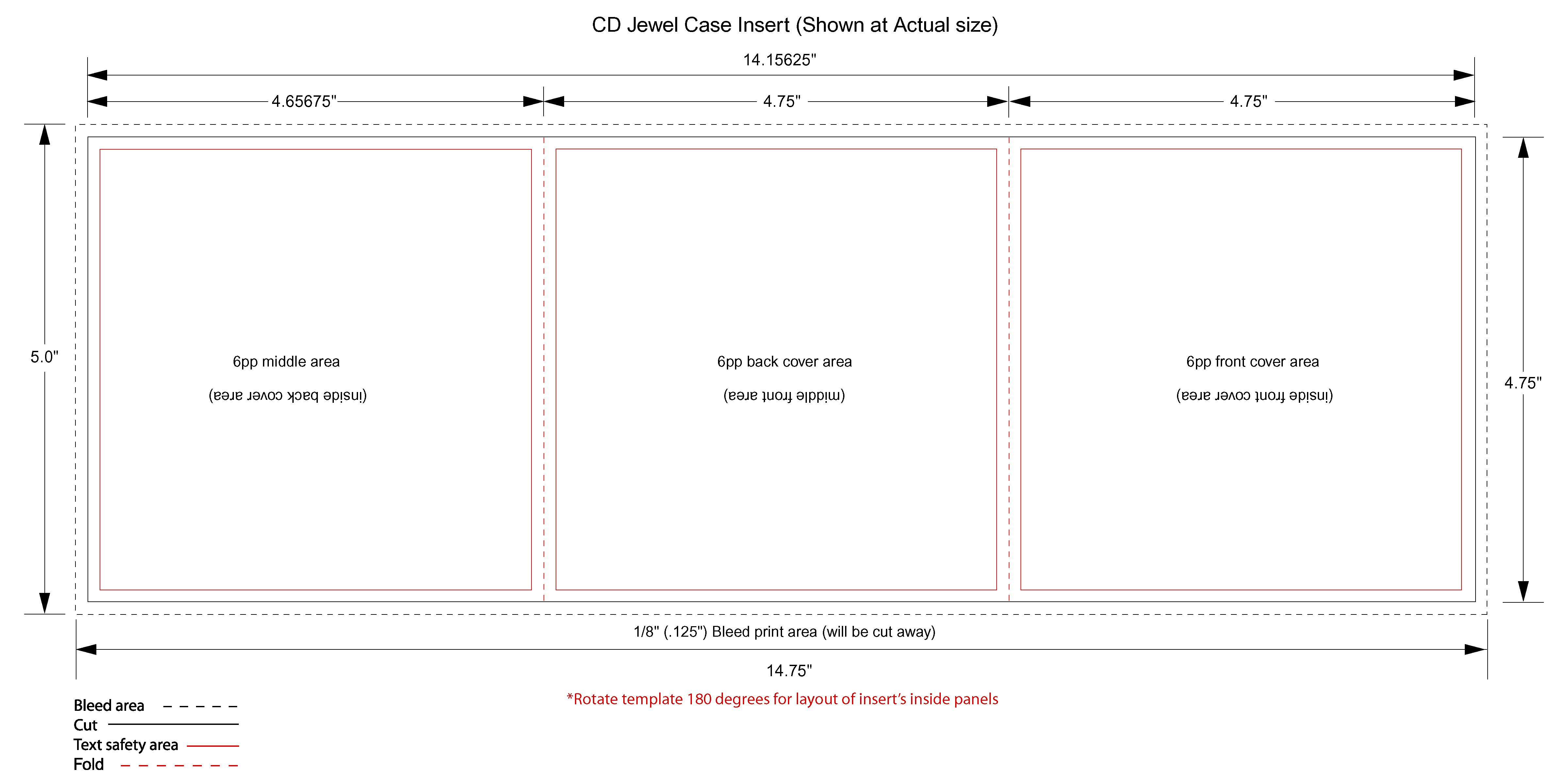 Cd Case Insert Template Cover Design Gallery Category Page 6 Designtos