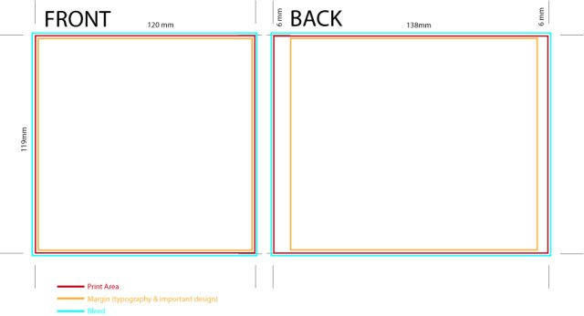 Cd Case Template Printable 301 Moved Permanently