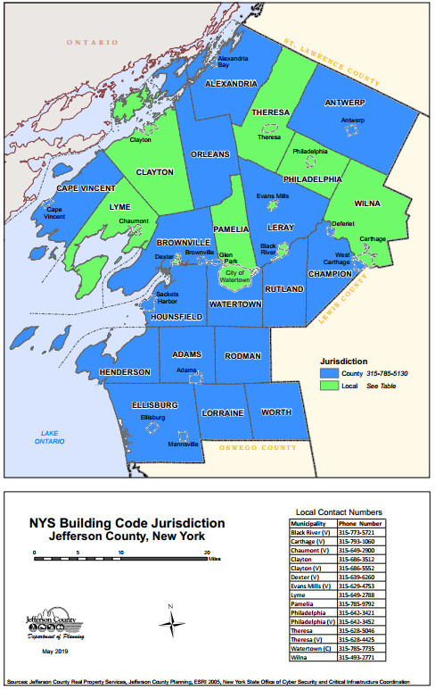 Ce 200 form New York Wel E to Jefferson County New York Code Enforcement