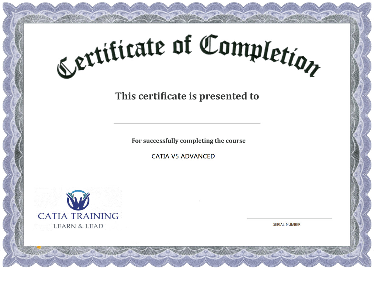 Certificate Of Completion Template Word 13 Certificate Of Pletion Templates Excel Pdf formats