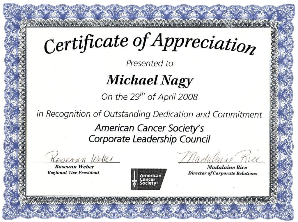 Certificate Of Recognition Template Nice Editable Certificate Of Appreciation Template Example