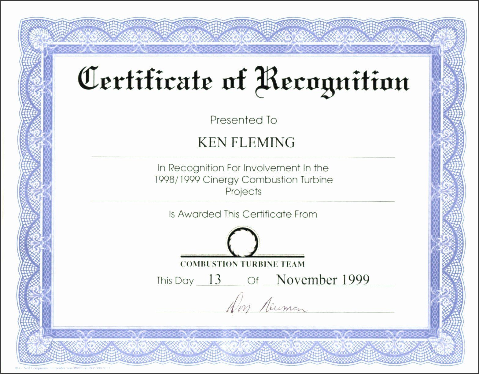 Certificate Of Recognition Template Word 9 Ms Word Certificate Appreciation Template