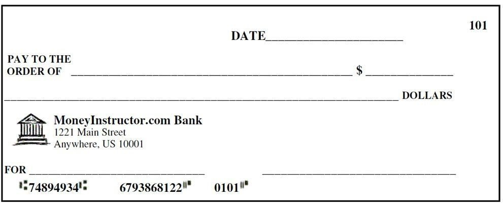 Check Printing Template Excel 27 Blank Check Template Download [word Pdf] Templates