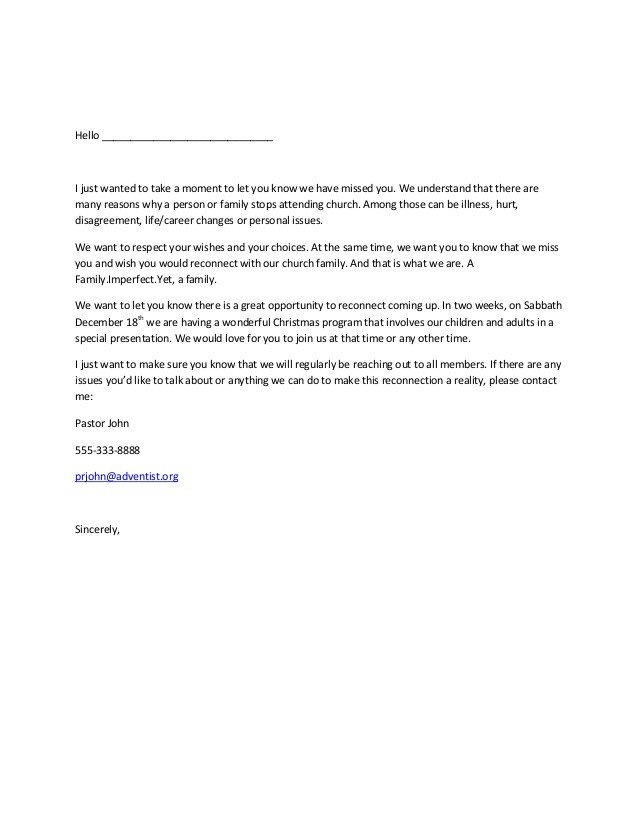 Child Relocation Agreement Template Sample Letter for Reclaiming Members