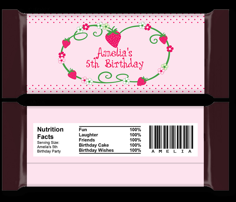 Chocolate Bar Wrapper Template Diy Candy Bar Wrapper Templates Party Favors