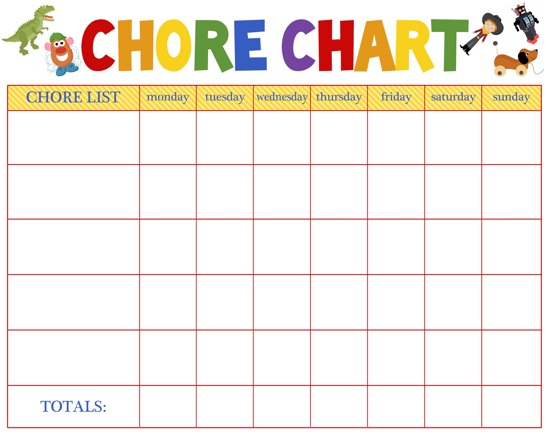 Chore Chart Templates Free Free Behavioral Aid Printables Jumping Jax Designs