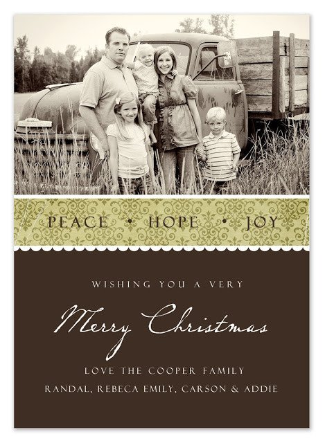 Christmas Card Photoshop Templates 30 Free Psd Christmas Card Templates Designmaz