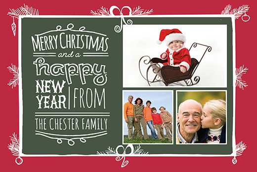 Christmas Card Photoshop Templates Download Free Christmas Card Templates