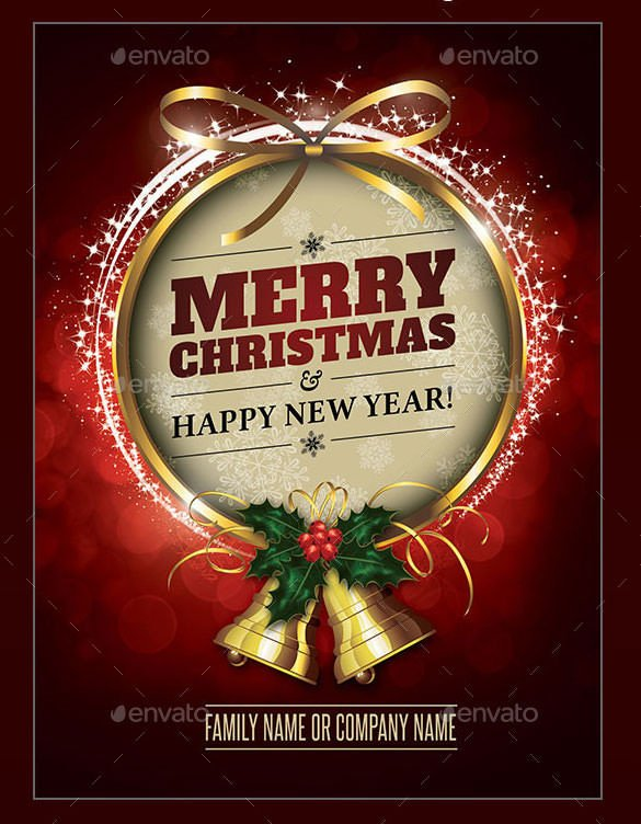 Christmas Card Template Photoshop 150 Christmas Card Templates Free Psd Eps Vector Ai
