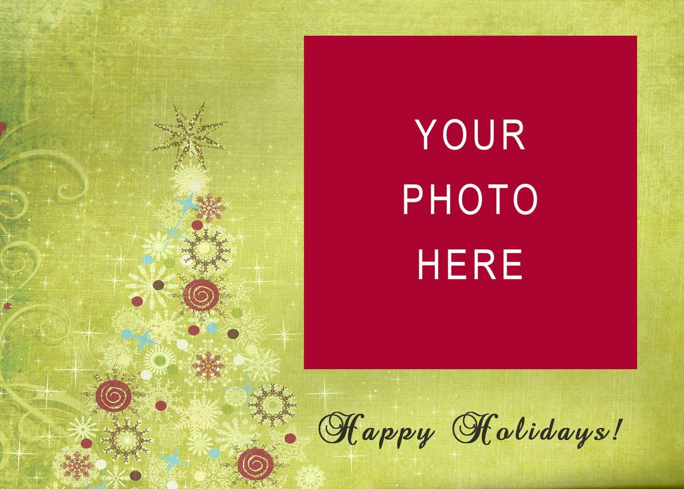Christmas Card Template Word Free Christmas Card Templates