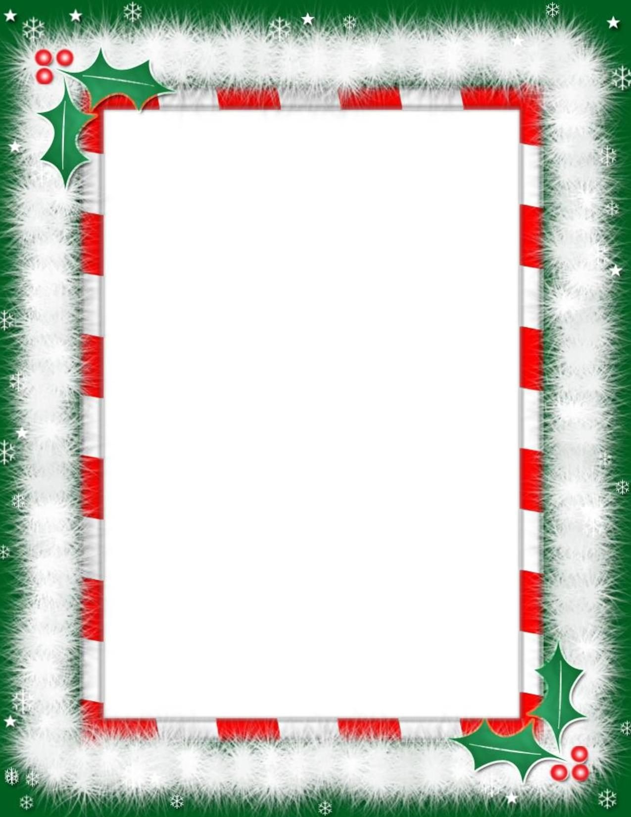 Christmas Card Template Word Heart Word Borders Templates Free