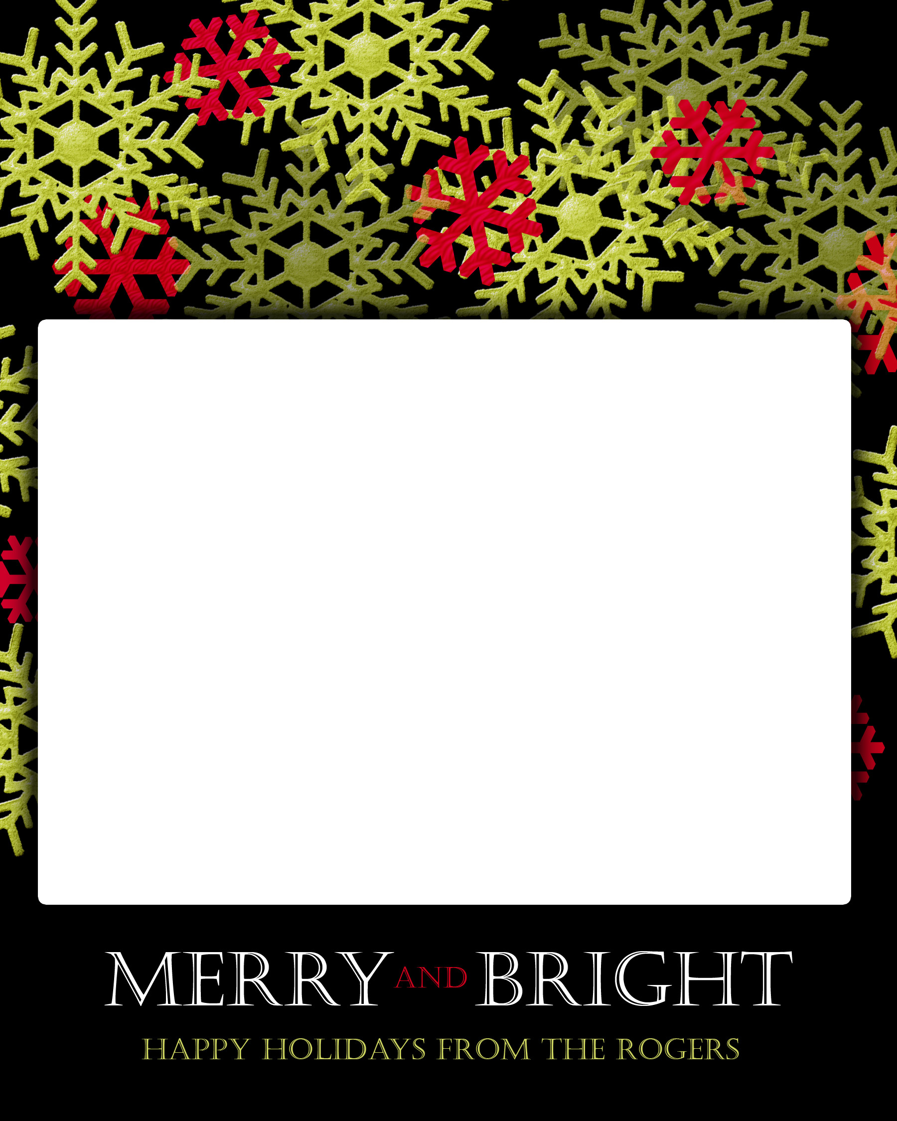 Christmas Card Template Word How Twitter Saved My Christmas Cards How to Merge