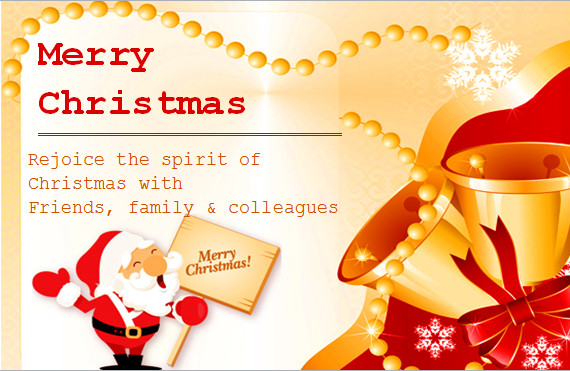 Christmas Card Template Word Ms Word Colorful Christmas Card Templates