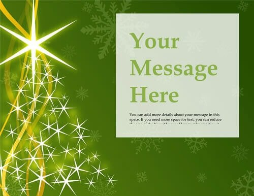 Christmas Flyer Templates Word 43 Free Christmas Flyer Templates for Diy Printables