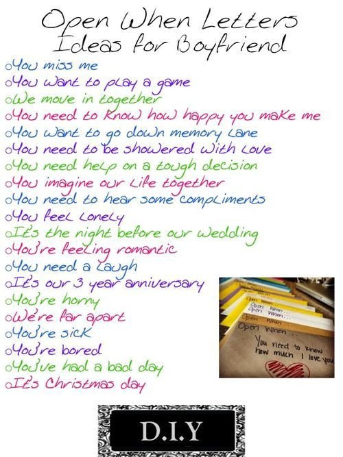 Christmas Letter to Boyfriend 29 Best Open when Letters Images On Pinterest