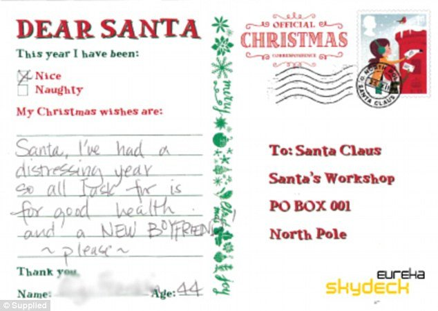 Christmas Letter to Boyfriend the Hilarious Letters to Santa From Adults after they