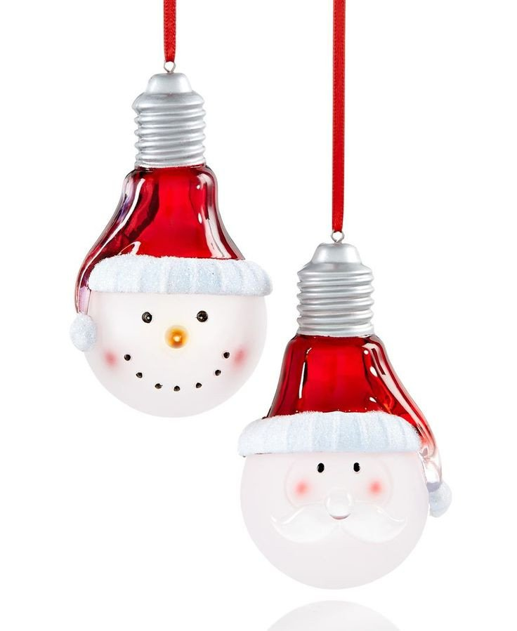 Christmas Light Bulb Cut Outs 1000 Ideas About Lightbulb ornaments On Pinterest