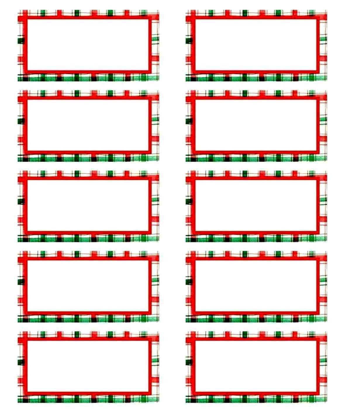 Christmas Mailing Labels Template Free Christmas Clip Art for Mailing Labels Clipground