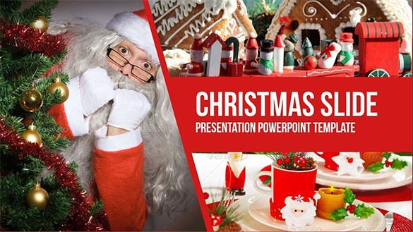 Christmas Powerpoint Slide Show 58 Christmas Powerpoint Templates – Free Ai Illustrator
