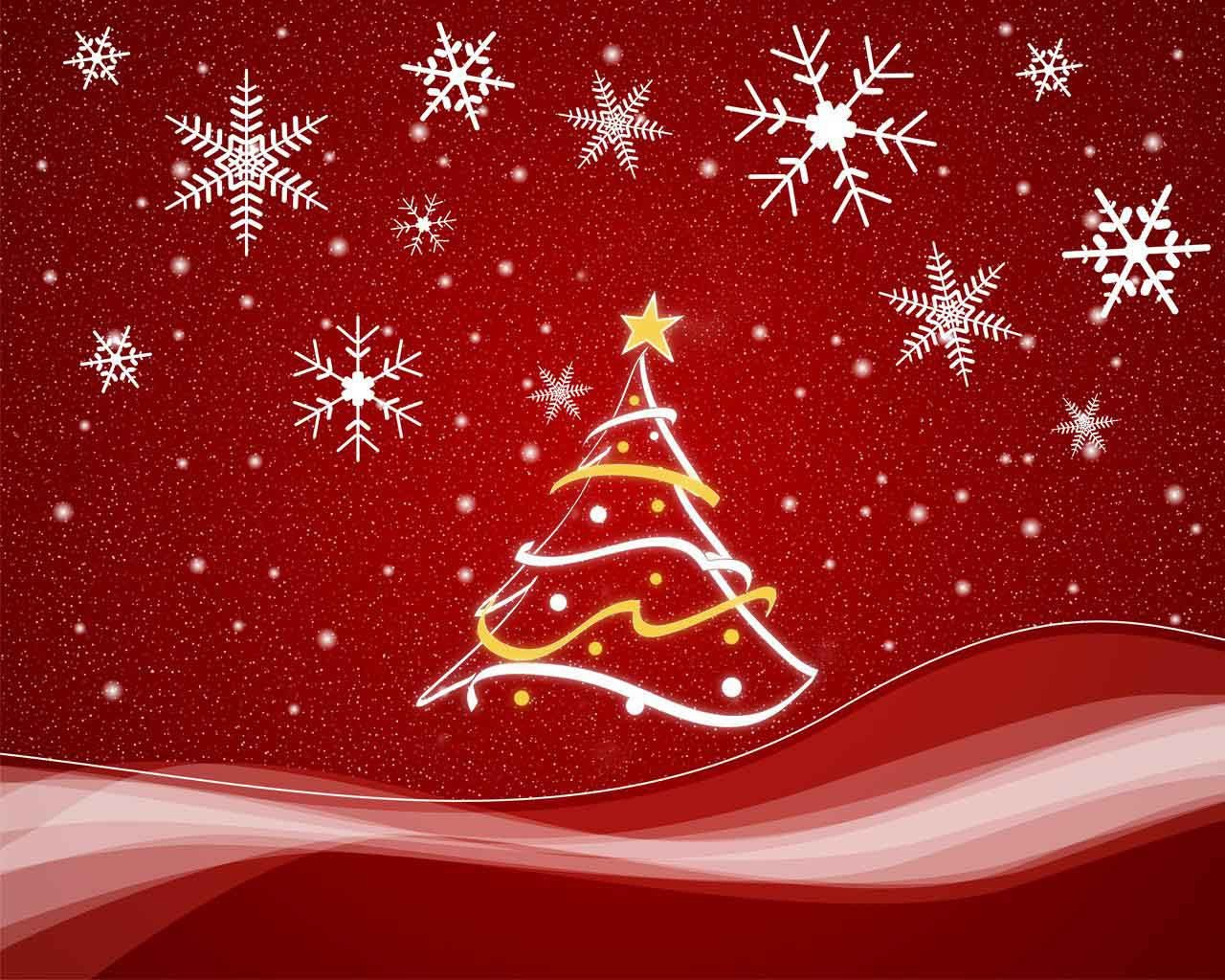 Christmas Powerpoint Slide Show Free Christmas Powerpoint Backgrounds – Red Xmas