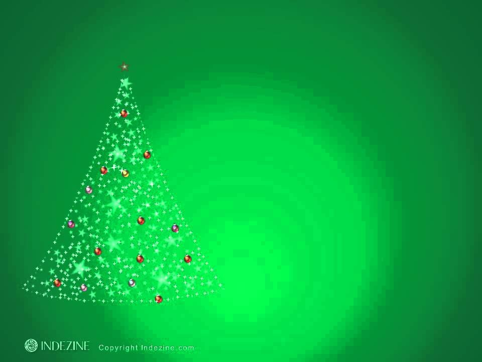 Christmas Powerpoint Slide Show Powerpoint Animated Slide Christmas Tree
