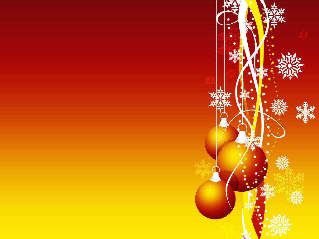 Christmas Powerpoint Slide Show Ppt Backgrounds Templates September 2011