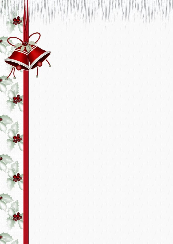 Christmas Stationery Templates Word Best 25 Christmas Stationery Ideas On Pinterest