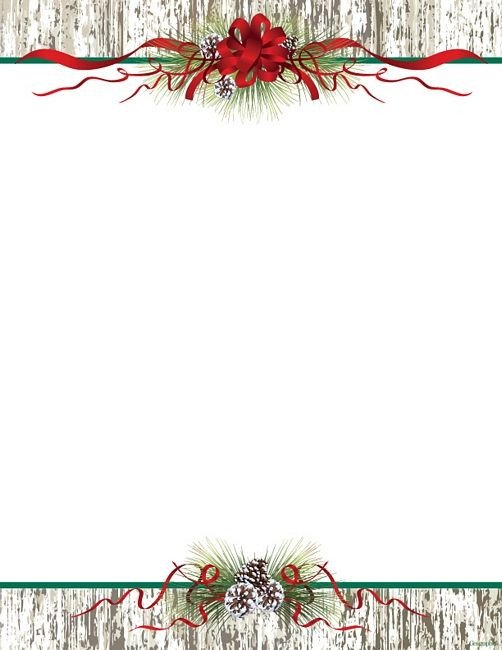 Christmas Stationery Templates Word Christmas Letter Red Snowman Free Christmas Letterhead