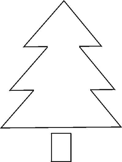 Christmas Tree Template Printable 190 Best Images About Iris Folding On Pinterest
