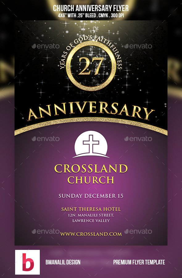 Church Anniversary Program Template [48 ] Church Anniversary Wallpaper On Wallpapersafari