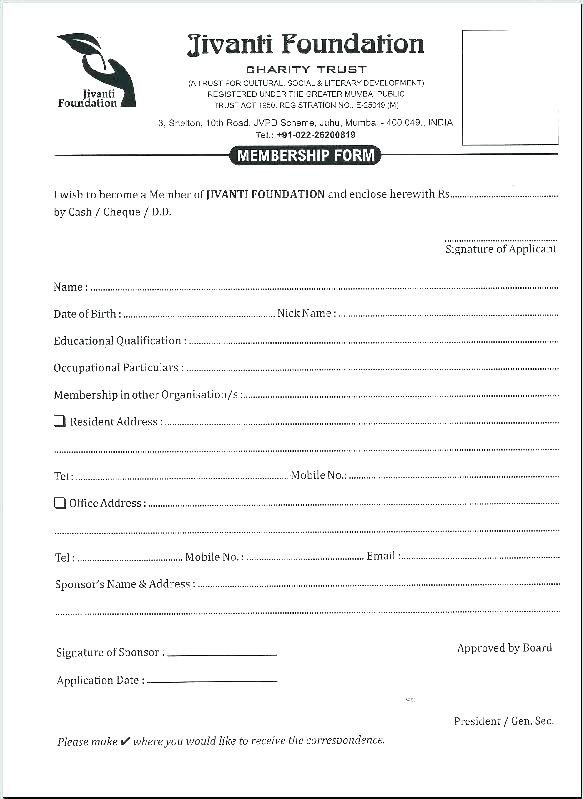Church Camp Registration form Template Printable Church Nursery forms thenurseries