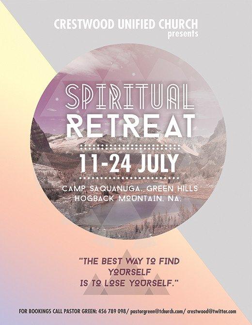 Church Flyer Templates Free Free Spiritual & Religious Shop Flyer Templates On