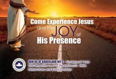 Church Invitation Cards Templates Christian Postcard Design Exodus Christian Web & Graphic