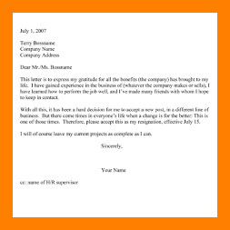 Church Membership Resignation Letter 6 Church Membership Resignation Letter Sample