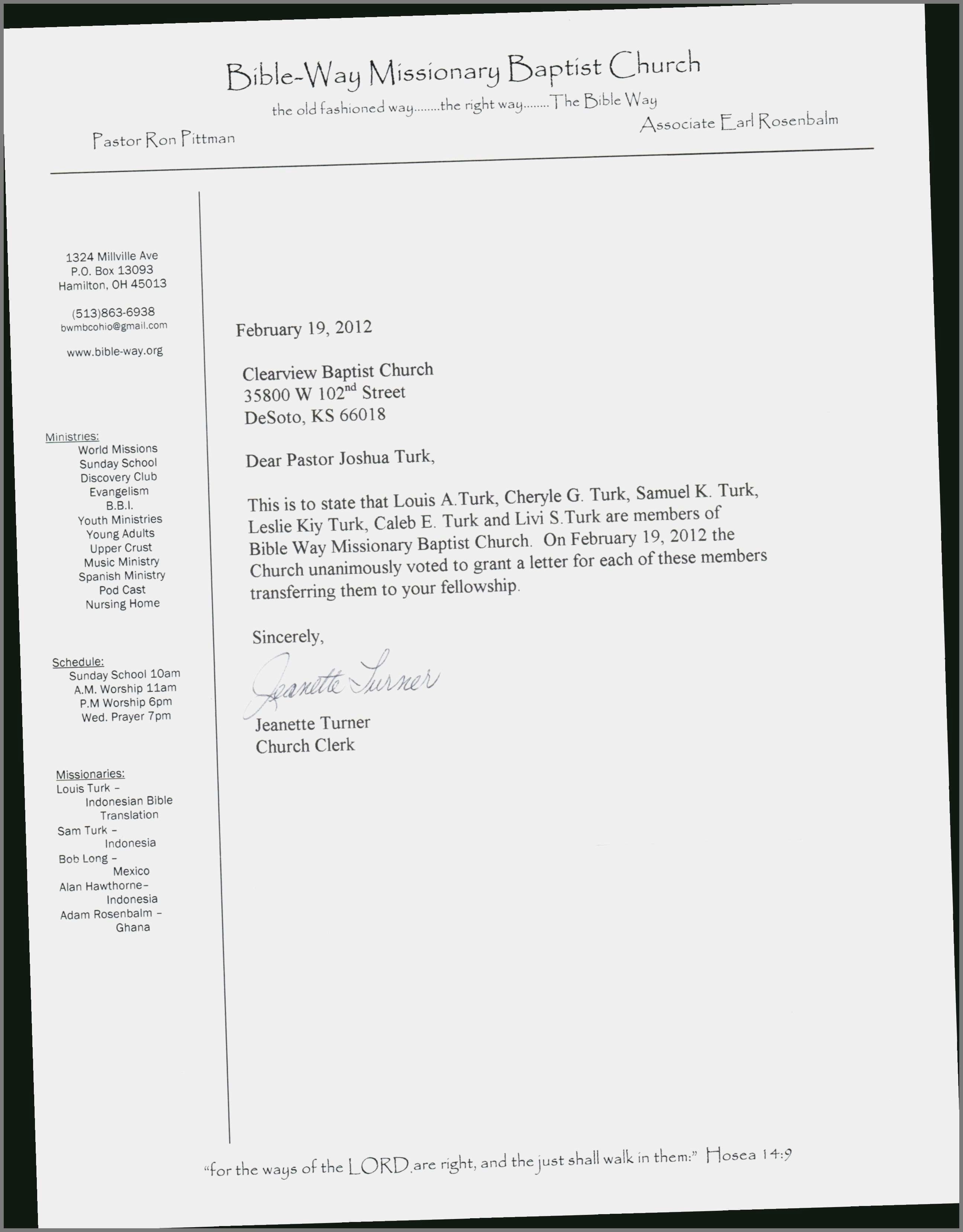 Church Membership Transfer Letter 14 Aesthetic Churches In Desoto Tx