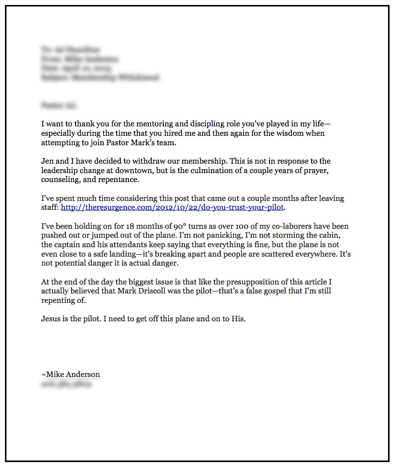 Church Membership Transfer Letter Church Membership withdrawal Letter – Business form Letter