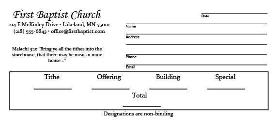 Church Offering Envelopes Templates Free Design Your Own Offering Envelopes Free Templates Kjv