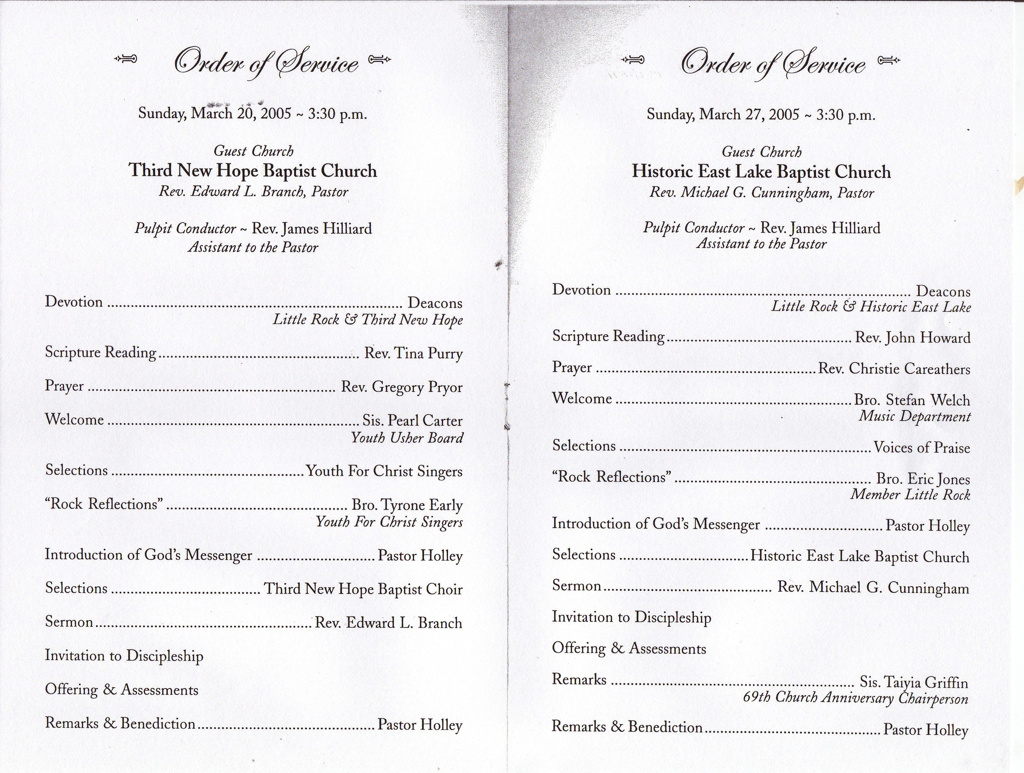 Church Program Template Free Usher Appreciation Quotes Quotesgram