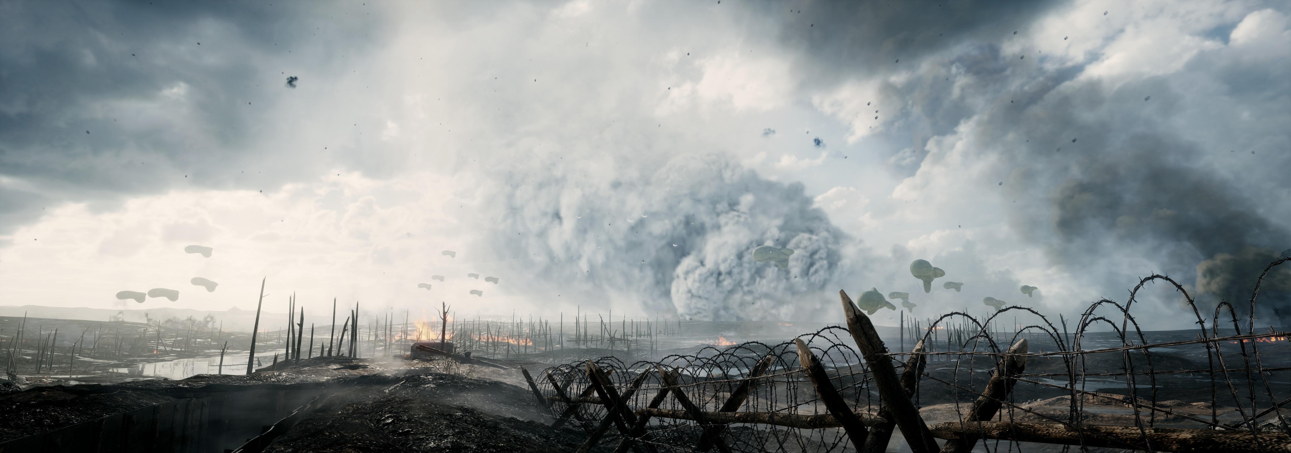 Civil War Powerpoint Template Battlefield 1 Backgrounds