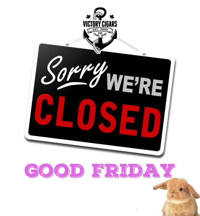 Closed Good Friday Sign Good Friday We are Closed