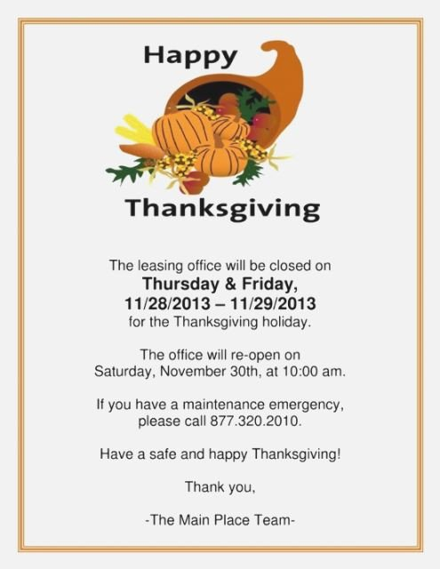 Closing Early Sign Template 45 Unfor Table Free Printable Holiday Closed Signs